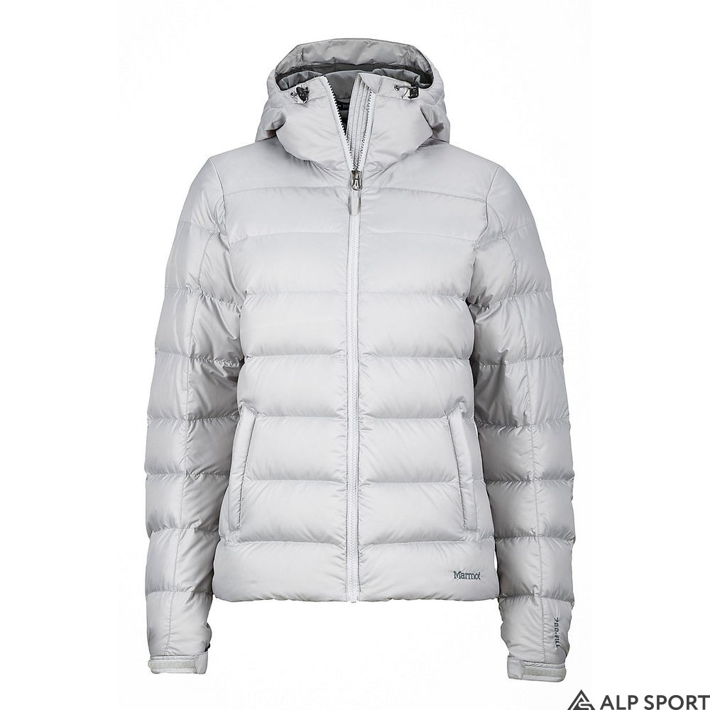 Куртка Marmot Wm's Guides Down Hoody platinum