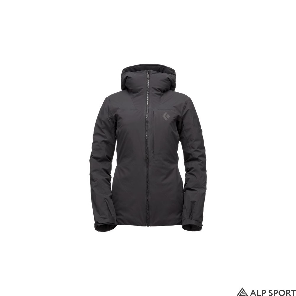 Куртка Black Diamond W Mission Down Parka smoke