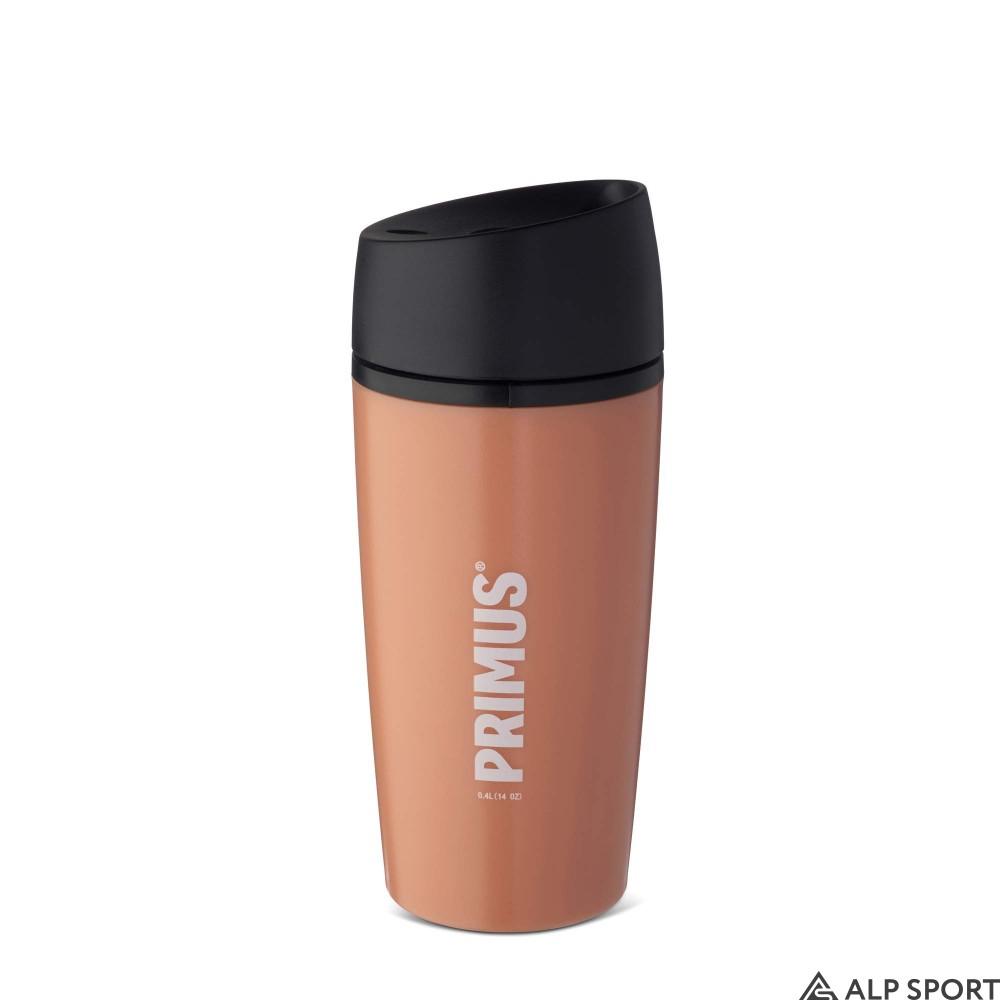 Термокружка Primus Commuter mug 0.4 (пластиковая) salmon-pink
