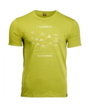 Футболка мужская Turbat 7 Summits купить