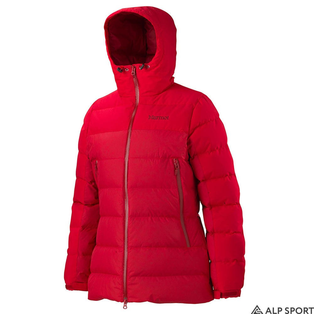 Куртка Marmot Wm's Mountain Down Jacket team-red