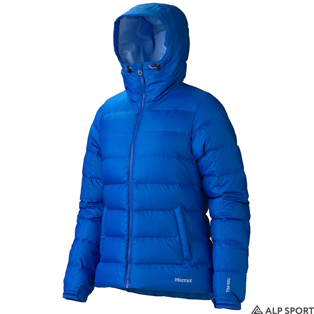 Куртка Marmot Wm's Guides Down Hoody gem-blue