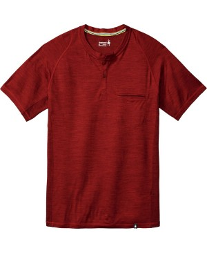 Футболка Smartwool Men's Everyday Exploration SS Henley купить