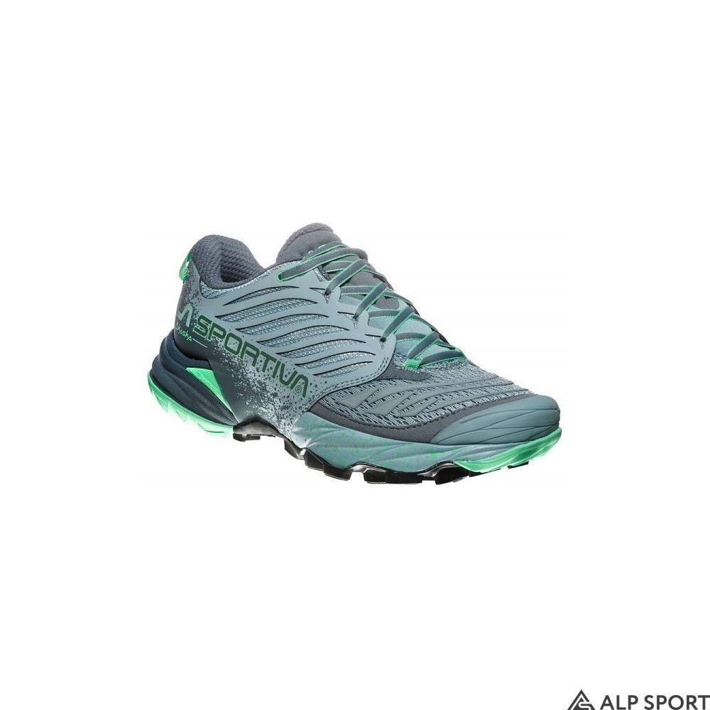 Кроссовки La Sportiva Akasha WMN stone-blue-jade-green