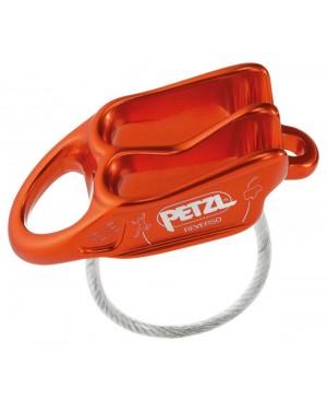 Спусковое устройство Petzl Reverso купить