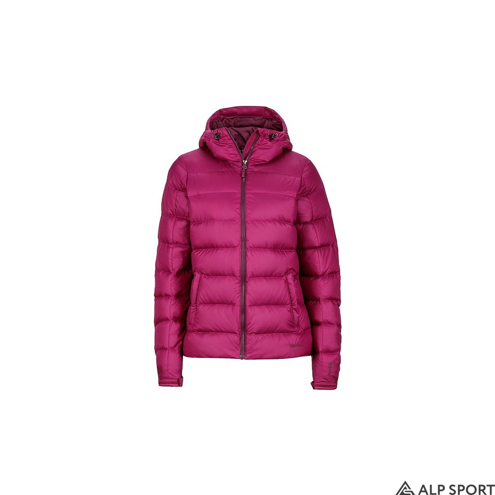 Куртка Marmot Wm's Guides Down Hoody magenta