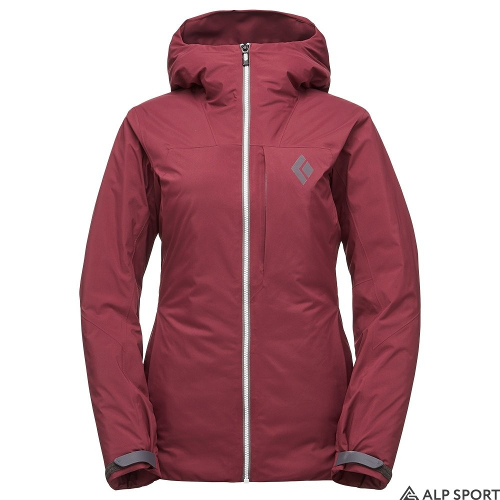 Куртка Black Diamond W Mission Down Parka wine