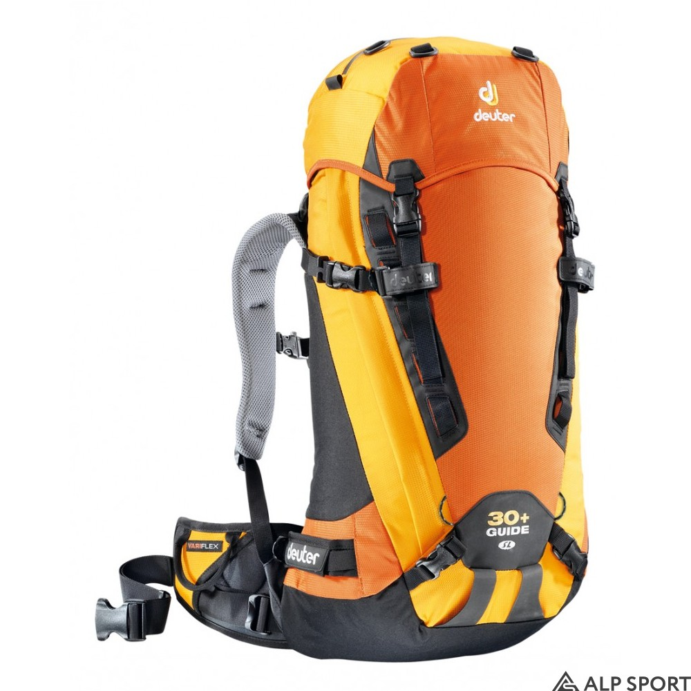 Рюкзак Deuter Guide 30+ SL mandarine-sun