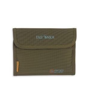 Кошелек Tatonka Euro Wallet RFID B купить