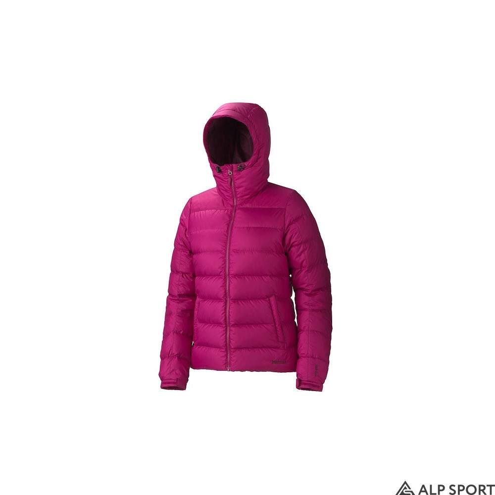 Куртка Marmot Wm's Guides Down Hoody plum-rose