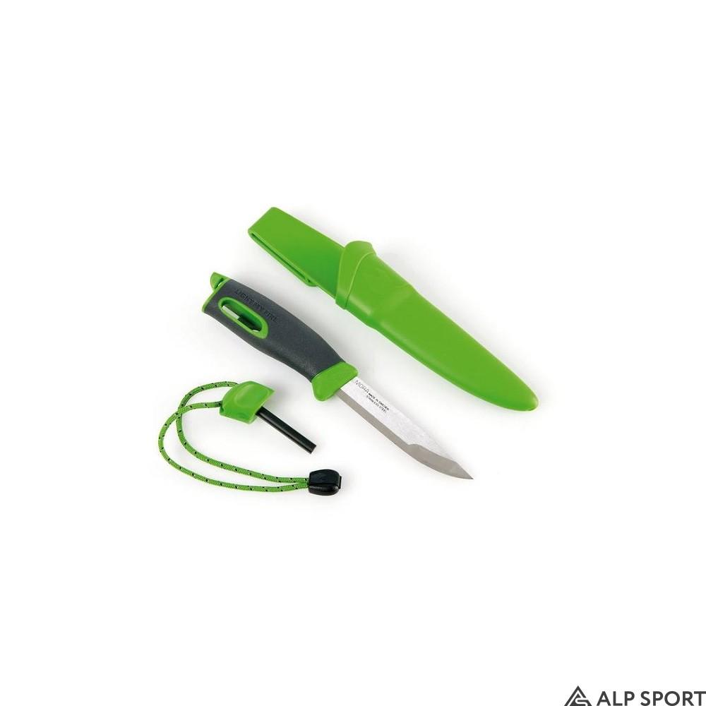 Ніж-кресало Light My Fire FireKnife Pin-pack green