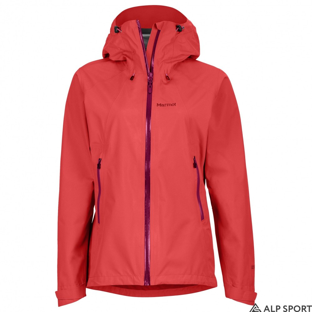 Куртка Marmot Wm's Knife Edge Jacket tomato