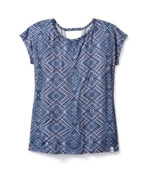 Футболка Smartwool Women's Merino 150 Pattern Tee купить