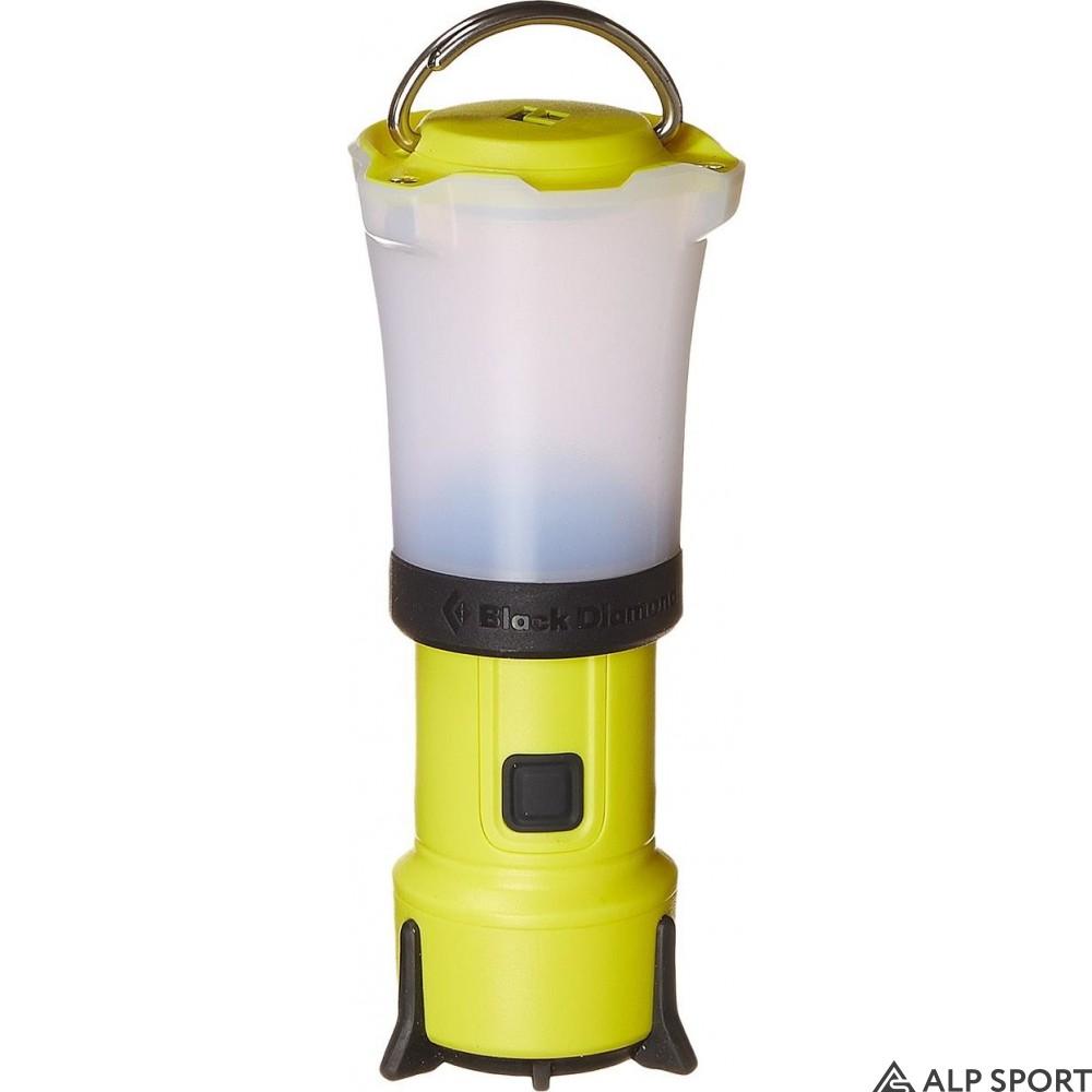 Кемпинговый фонарь Black Diamond Orbit blazing-yellow