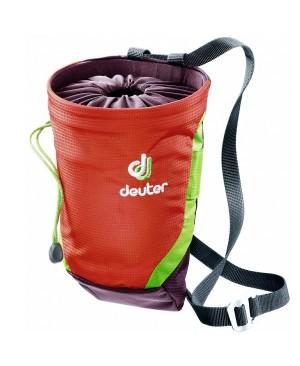 Мешочек для магнезии Deuter Gravity Chalk Bag Il L (без пояса) купить