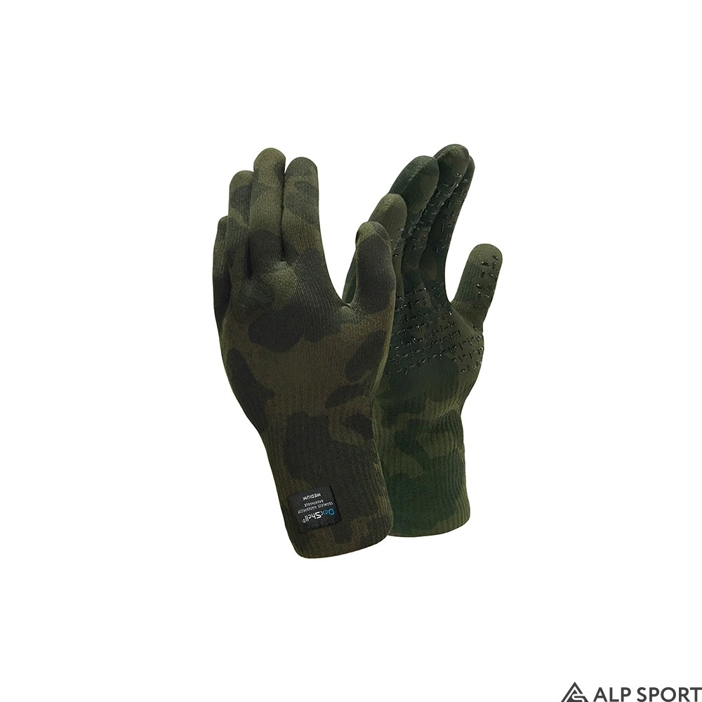Перчатки DexShell Camouflage Gloves купить