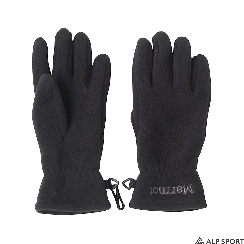 Перчатки Marmot Kid's Fleece Glove black