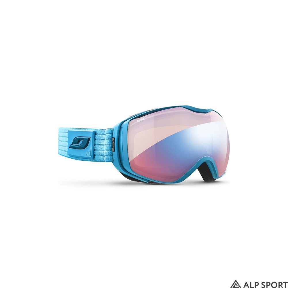 Маска Julbo Universe Bleu Zebra Light Red FL 2019 blue