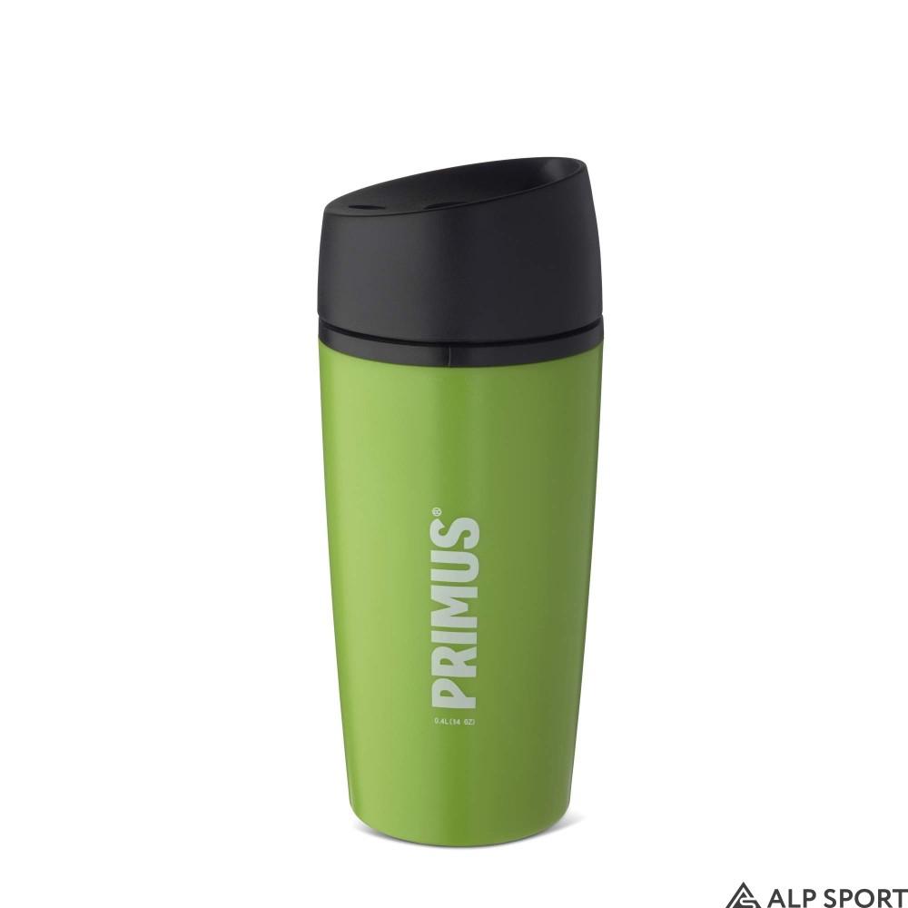 Термокружка Primus Commuter mug 0.4 (пластиковая) leaf-green