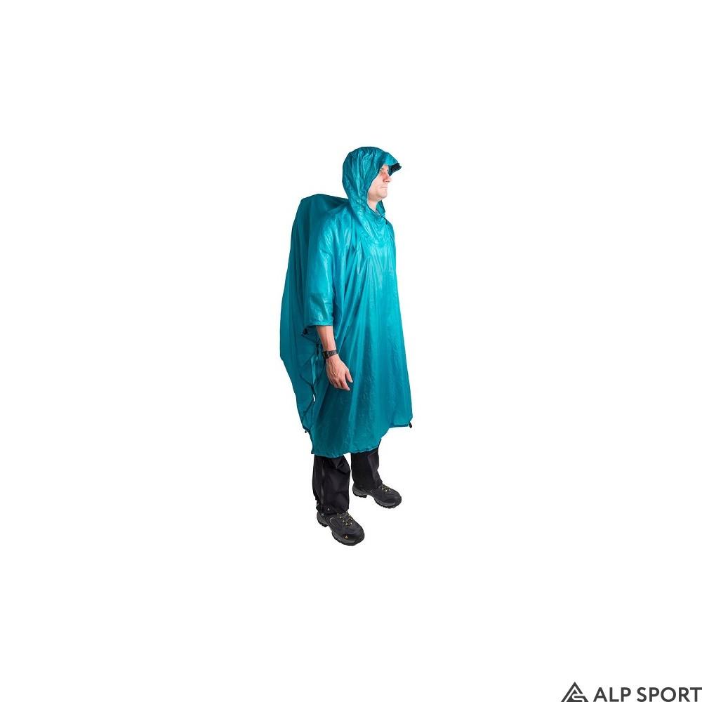 Пончо Sea to Summit Ultra-Sil Nano Tarp Poncho blue