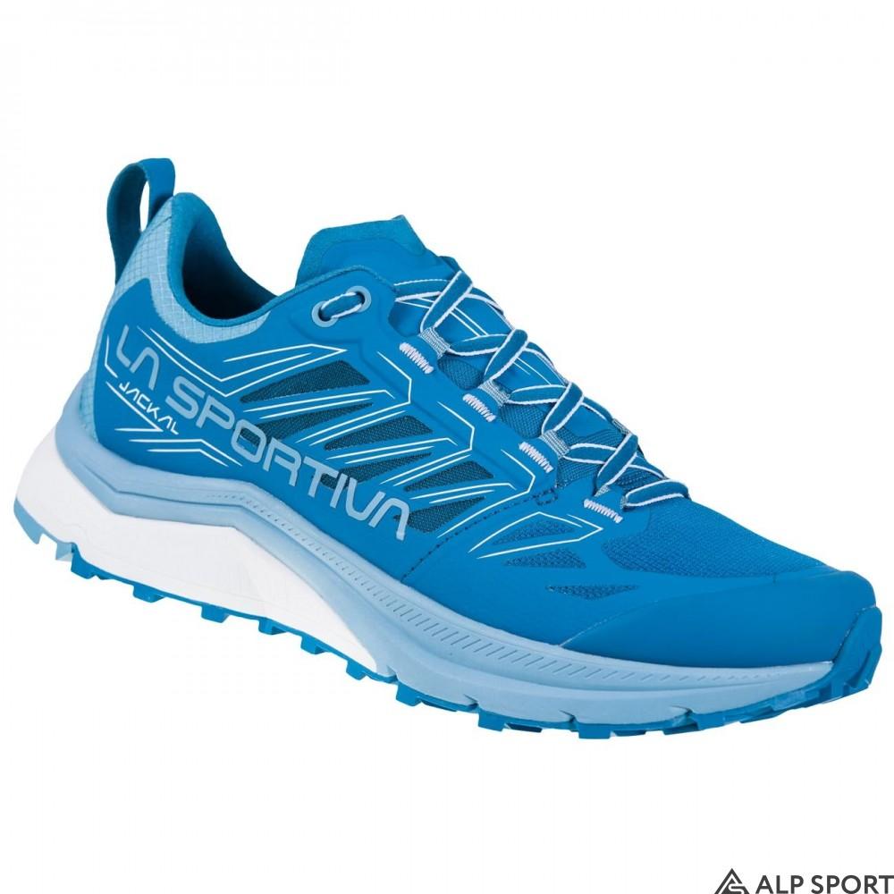 Кроссовки La Sportiva Jackal Woman neptune/pacific blue