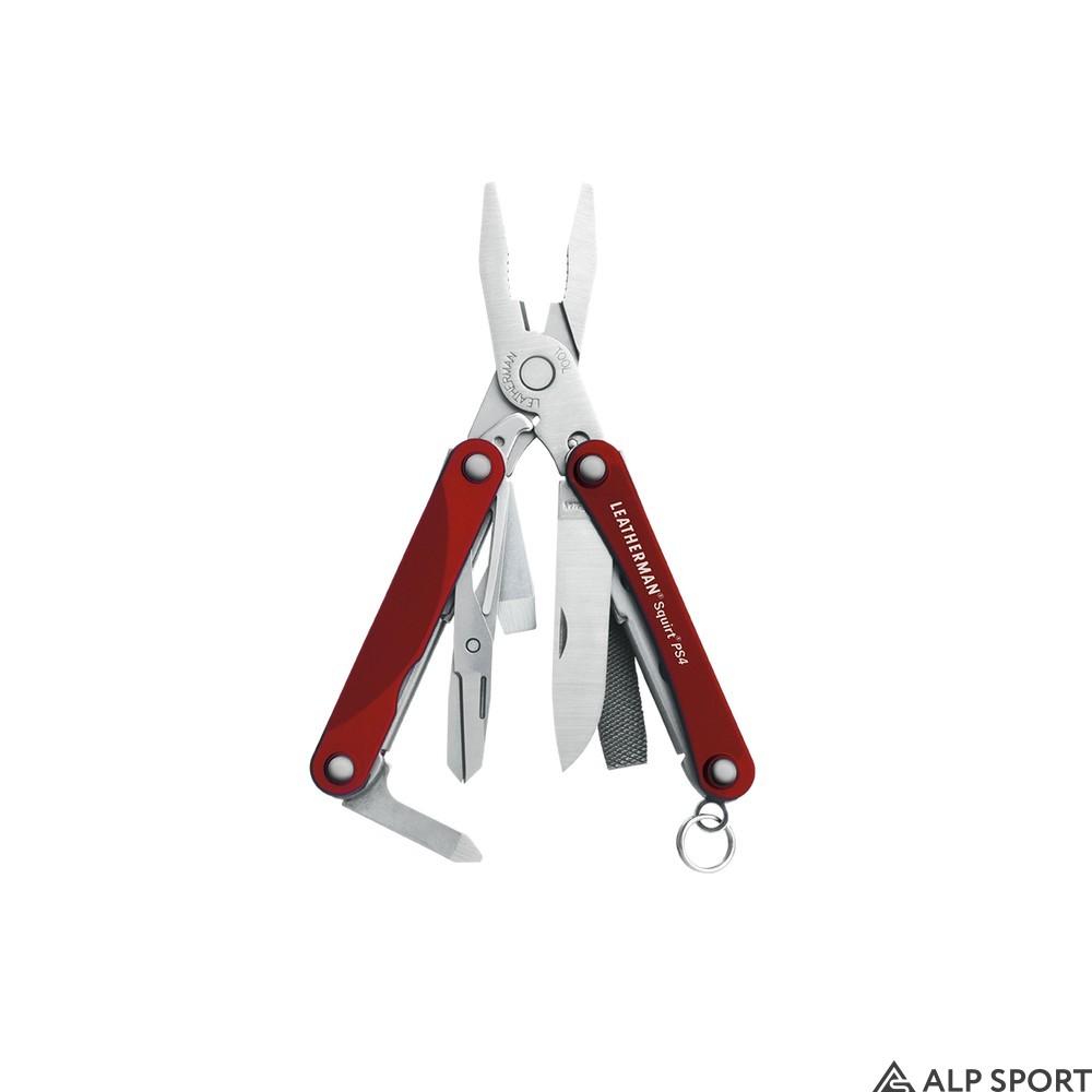 Мультитул Leatherman Squirt PS4 в коробке купить