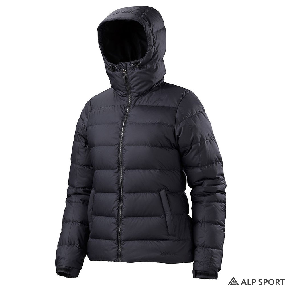 Куртка Marmot Wm's Guides Down Hoody black