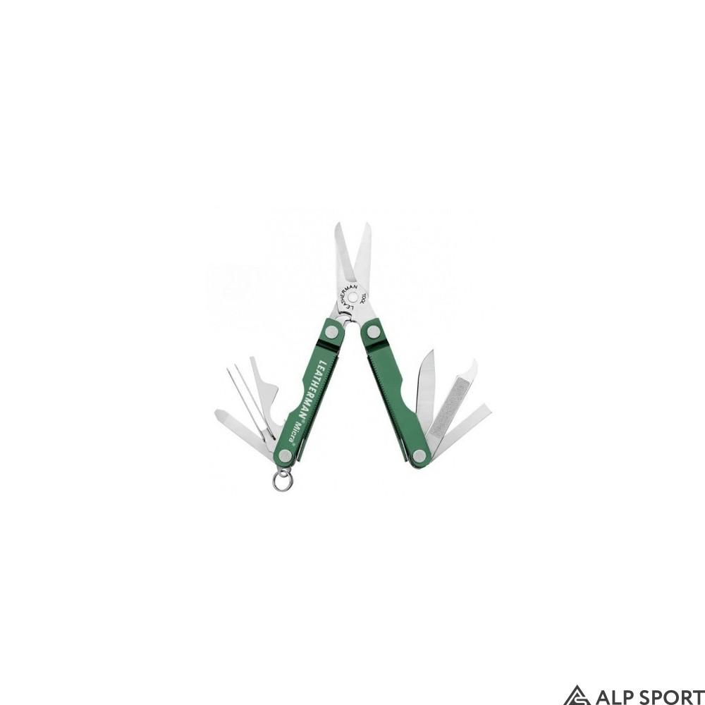 Мультитул Leatherman Micra green