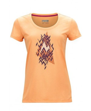 Футболка Marmot Women's Post Time Tee купить
