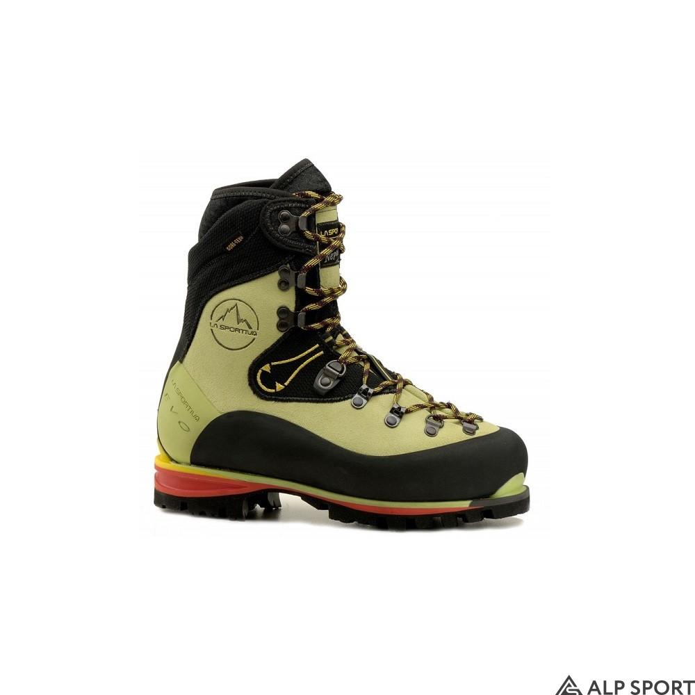 Ботинки La Sportiva Nepal Evo WMN GTX lime