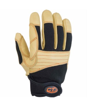 Перчатки Climbing Technology PROGRIP PLUS Glove full leather full fingers купить