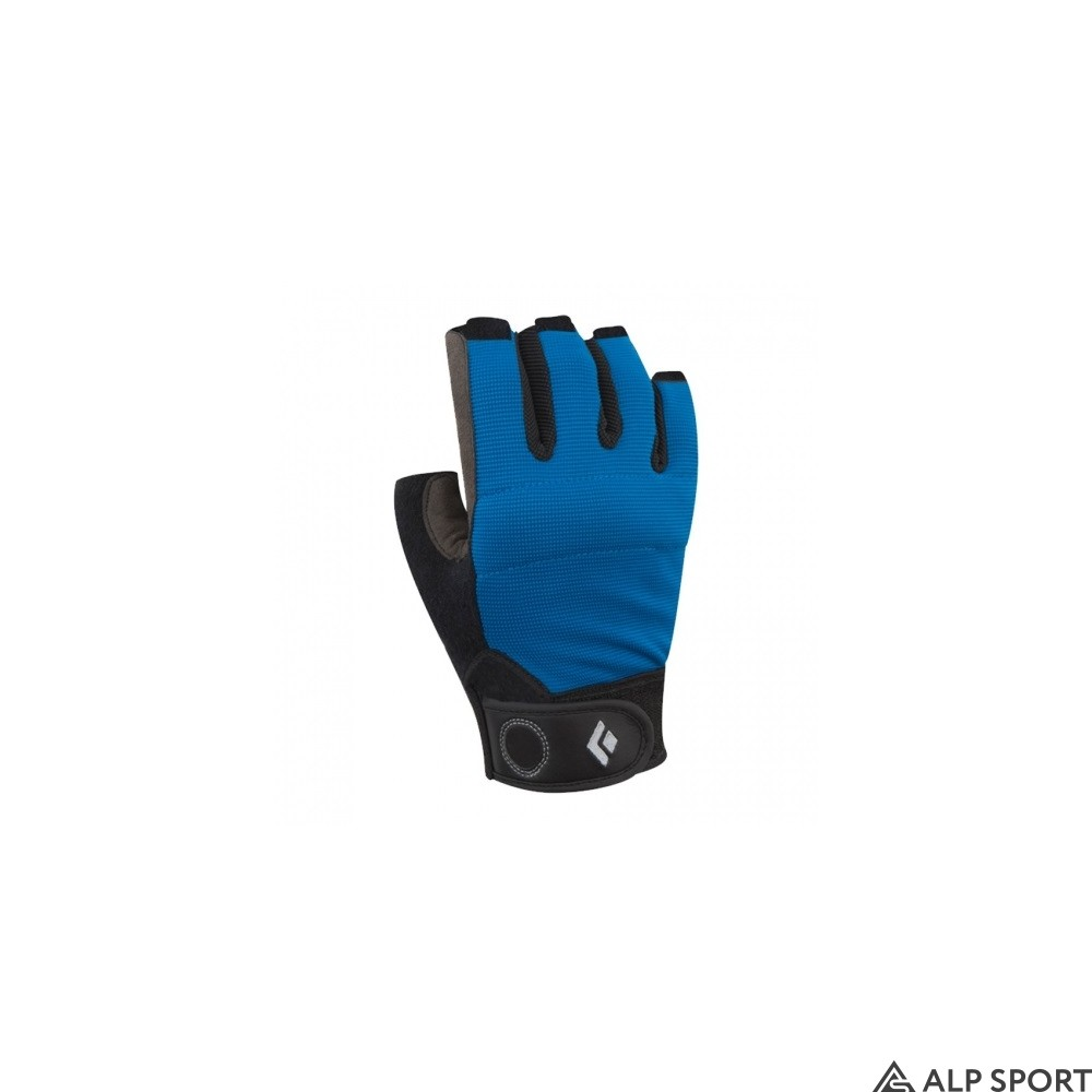 Перчатки Black Diamond Crag Half-Finger cobalt-blue
